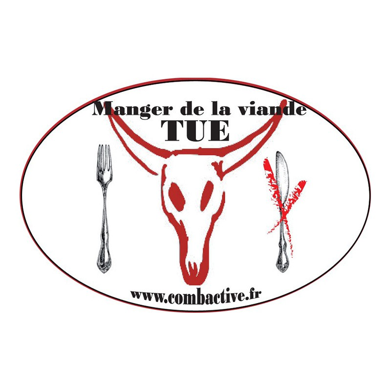 "Badge ""Alternatives à la viande"""