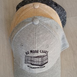 Casquette No More Cages