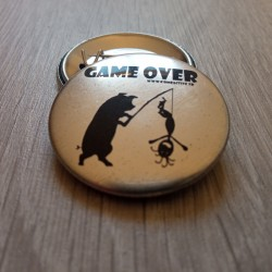 "Badges ""Game over"""